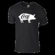Coca póló (fekete)