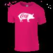 Coca póló (rózsaszín)