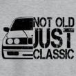 Not old just classic - BMW (Szürke)