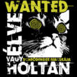 Wanted Schrödinger macskája póló (B_Fekete)