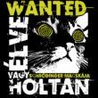 Wanted Schrödinger macskája női póló (B_Fekete)