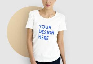 egyedi tervezésű póló