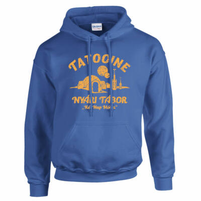 Tatooine - Nyári tábor pulóver (Királykék)