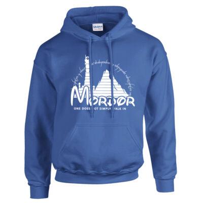 Mordor pulóver (Királykék)