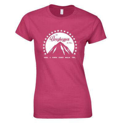 Paramount - Üveghegy női póló (rózsaszín)