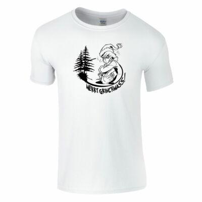 Grinchmass póló (fehér)