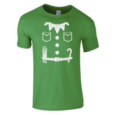 Manó póló (fűzöld)