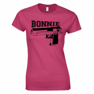 Bonnie női póló (rózsaszn)