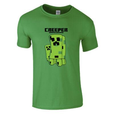 Creepus Explodus MC póló (Zöld)