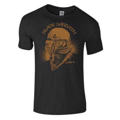 Black Sabbath póló (fekete)