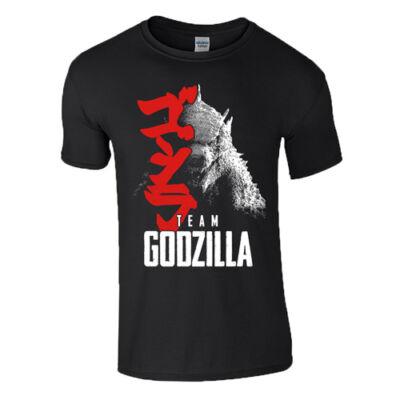 Godzilla póló (fekete)