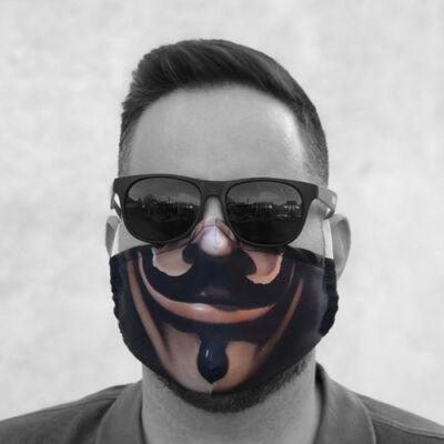 Anonimus szájmaszk