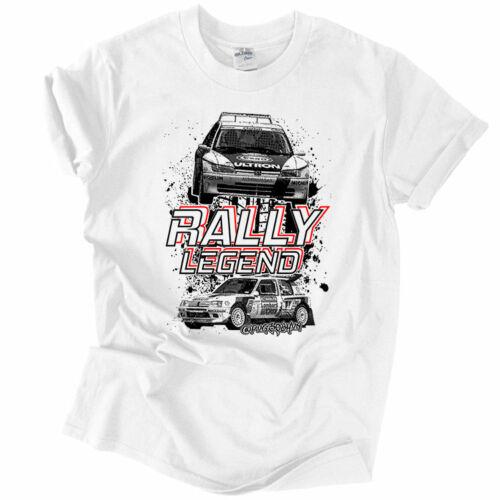 Rally Legend (fehér)