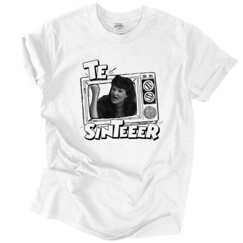 Te Sinter férfi póló (fehér)