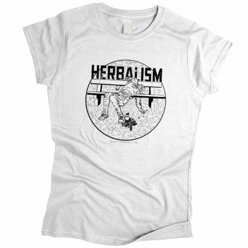 Herbalism női póló (Fehér)