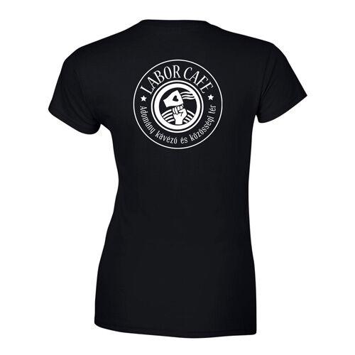 Labor Cafe támogatói női póló