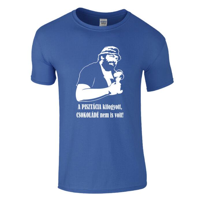 75b6a9d883 Bud Spencer - Pisztácia póló (királykék)