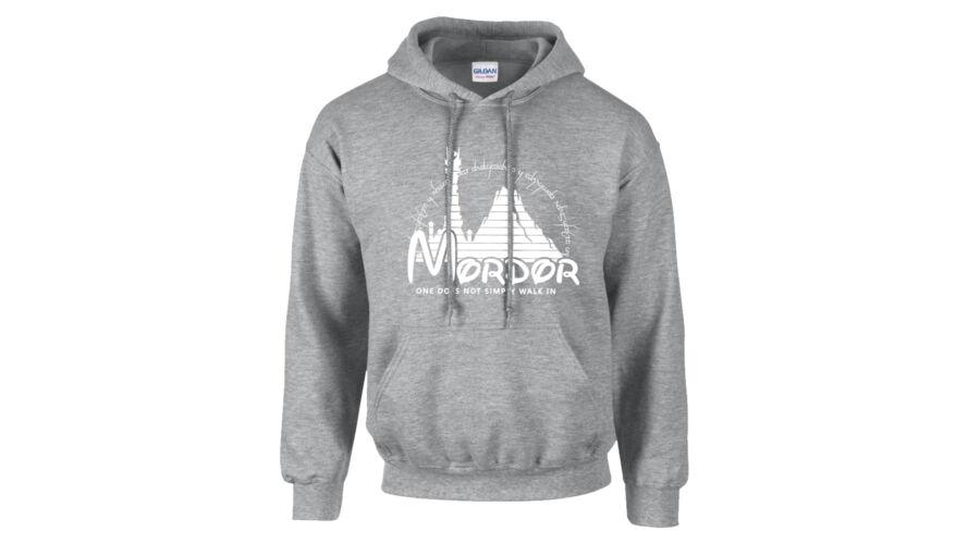 Film Mordor kapucnis pulóver 6f8531e167