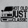 Kép 2/7 - Not old just classic - BMW (Szürke)
