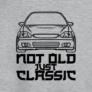 Kép 2/7 - Not old just classic - Civic (Szürke)