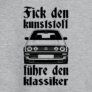 Kép 2/7 - Fick den kunststoff führe den klassiker (Szürke)