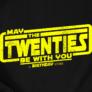 Kép 2/5 - May the... - Születésnap (Star Wars) póló (B_Fekete)